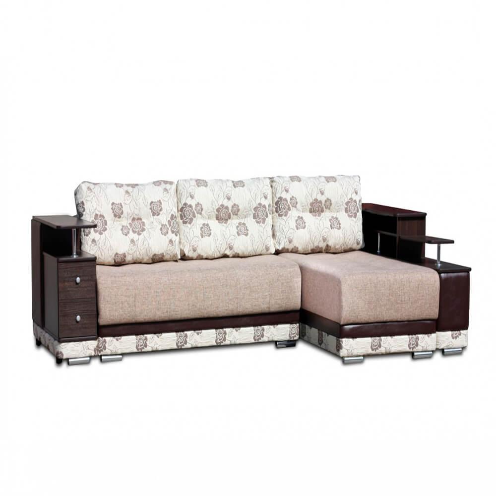 """Угловой диван-кровать """"Борнео"""" (Блисс мебель)"""