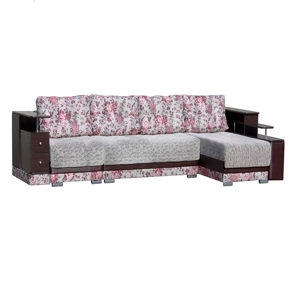 """Угловой диван """"Борнео экстра""""(Блисс мебель)"""