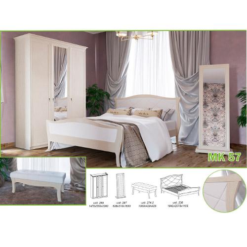 Спальня 57 корвет