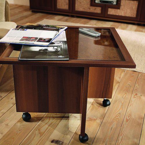 Стол журнальный Маджеста 2 (Стиль мебель)
