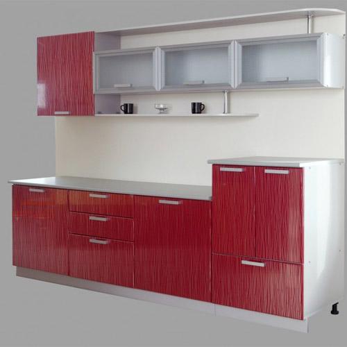 Кухня №52 (Ревда мебель)