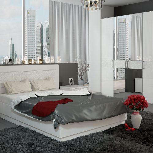 Модульная спальня Наоми (Трия мебель)