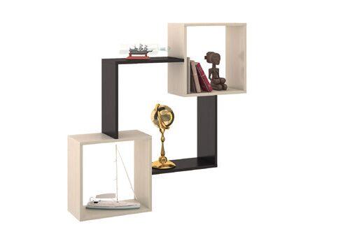 Полка настенная тип 1 (Трия мебель)
