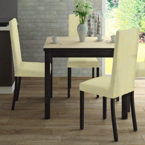 Столы со стеклом BESHTAU furniture (Трия мебель)
