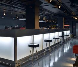 Мебель для ресторанов, кафе и бань