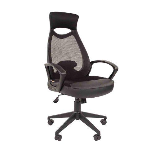Офисное кресло CHAIRMAN 840 BLACK (CHAIRMAN)