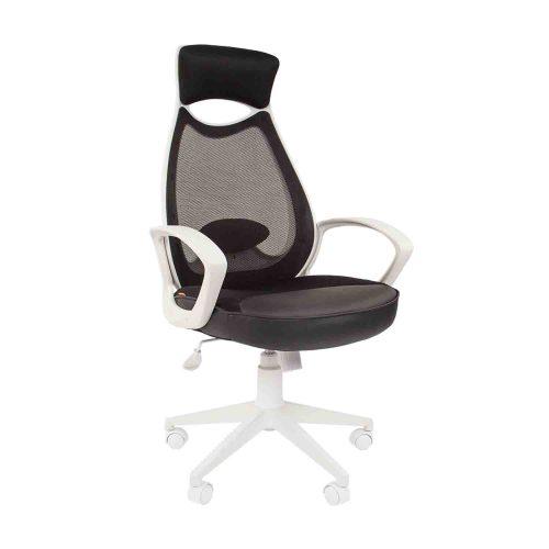 Офисное кресло CHAIRMAN 840 WHITE (CHAIRMAN)