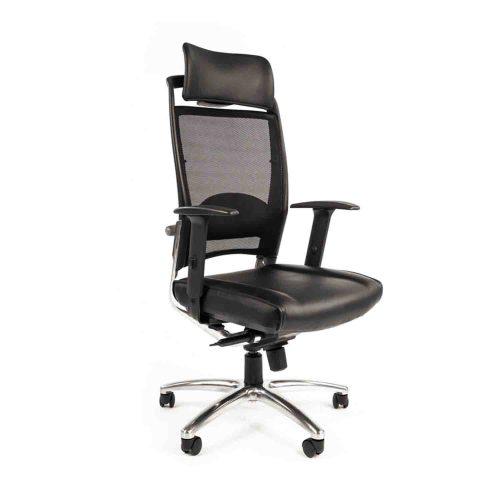 Офисное кресло CHAIRMAN ERGO 281 CHROME (CHAIRMAN)