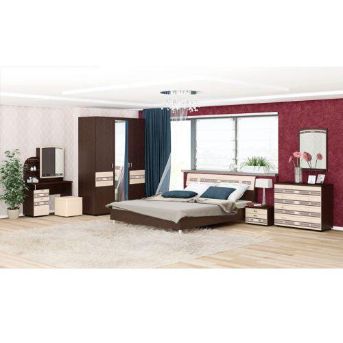 """Спальня """"Ривьера 1"""" (Давита мебель)"""