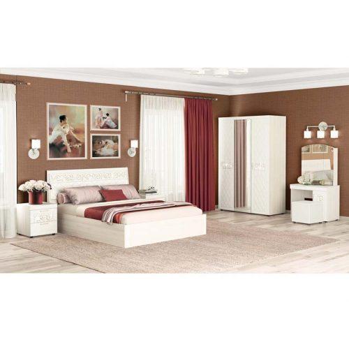 """Спальня """"Тиффани 33"""" (Давита мебель)"""