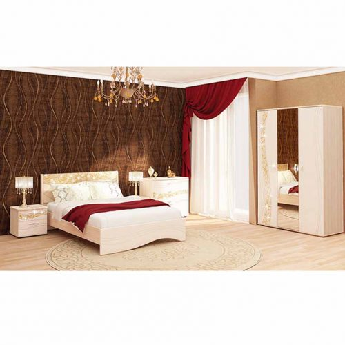 """Спальня """"Соната 4"""" (Давита мебель)"""