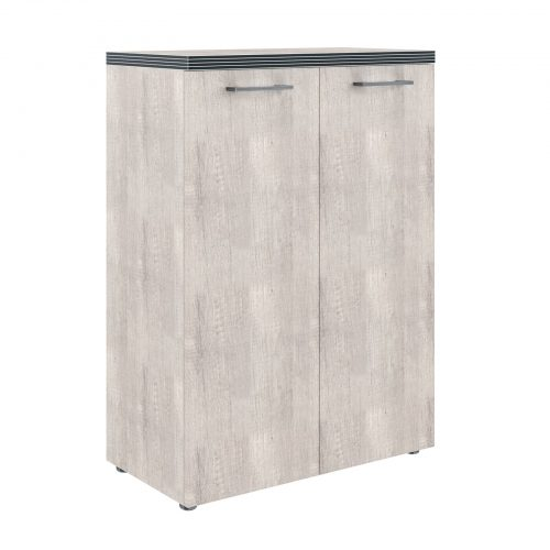 Шкаф низкий с глухими дверьми TMC 85.1