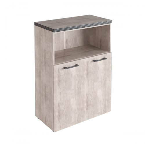 Шкаф низкий с малыми дверьми TMC 85.3