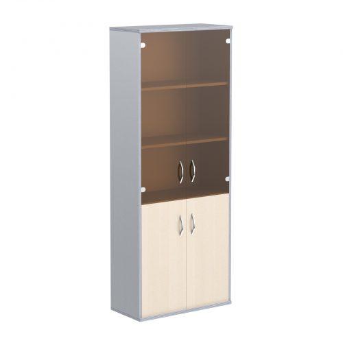 Шкаф высокий комбинированный СТ-1.2