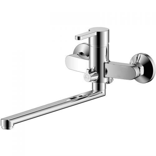Смеситель OLIVE'S TORRES для ванны с длинным изливом 350 мм 17221TR