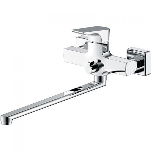 Смеситель OLIVE'S PORTO для ванны с длинным изливом 350 мм 11221PR