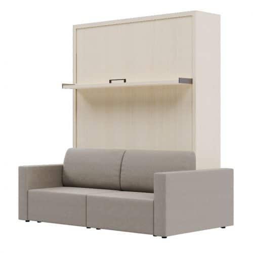 """Шкаф-Кровать с диваном """"СМАРТ 1"""""""