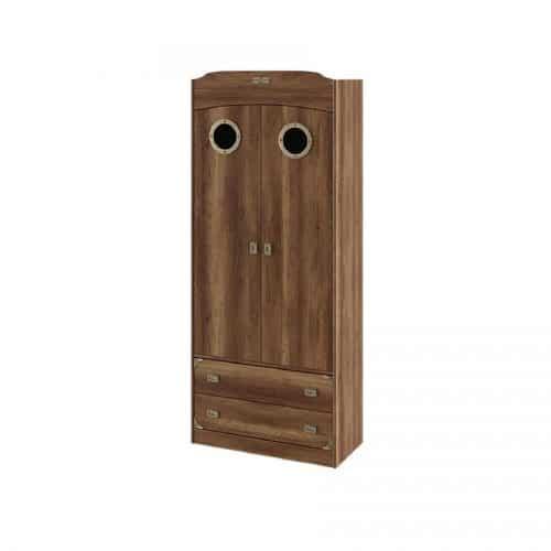 Шкаф комбинированный для одежды «Навигатор» (Трия)